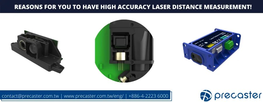 Reasons for You to Have High Accuracy Laser Distance Measurement!