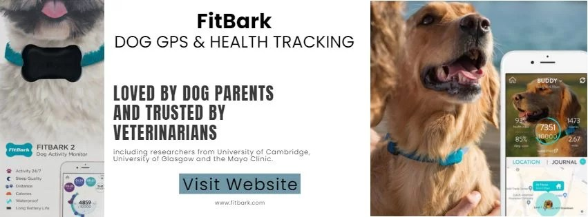 visit the page of FitBark GPS and health tracker
