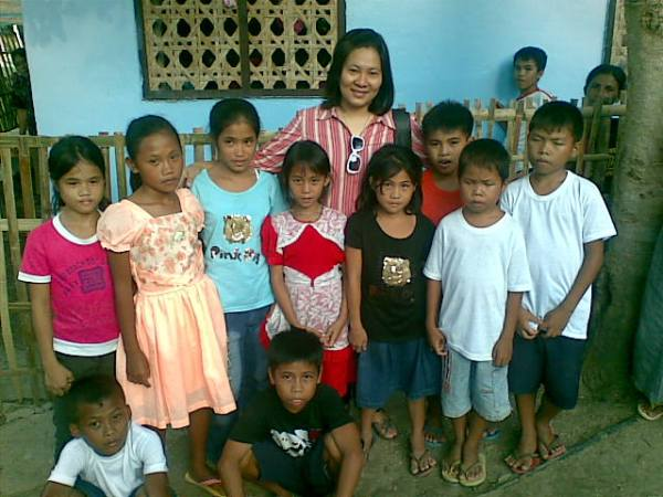 Philippines Orphanage - Tribal Education