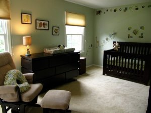 Delightful Room for New Baby