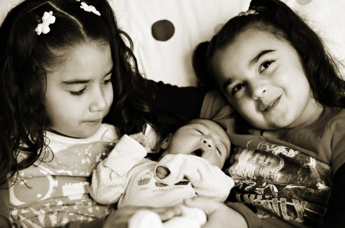 Helping Your Baby Welcome Baby #2: Sibling Transition