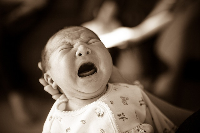 big baby cry