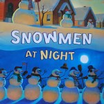 Snowmen Do at Night