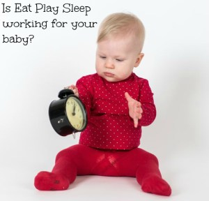 eat play sleep and your baby