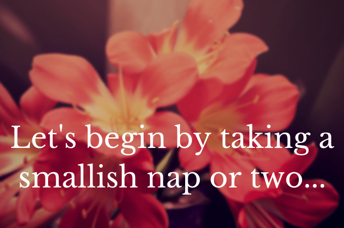 The Monumental Guide to Short Naps AKA Everything You Need to Know to Vanquish Crap Naps