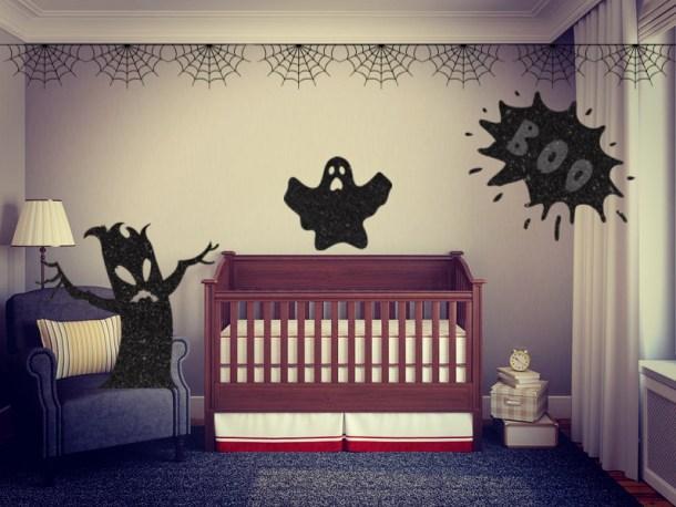 crib at bedtime