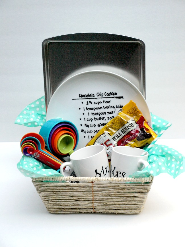 Cookie Kit Wedding Gift