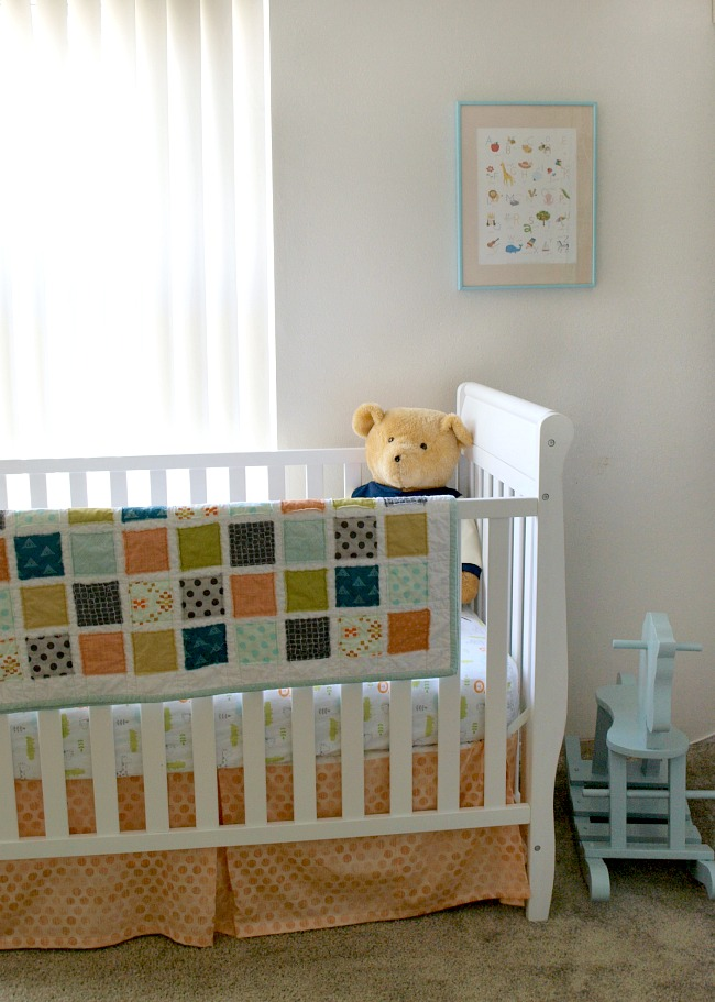 Shared Boy/Girl Nursery | Preciously Paired