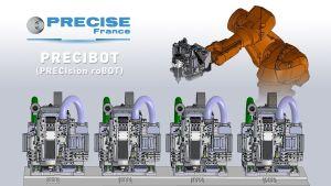 PRECISE France - PRECIBOT
