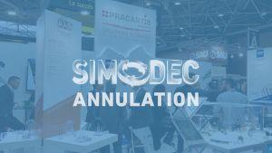 PRECISE FRANCE - Simodec 2020 Annulation