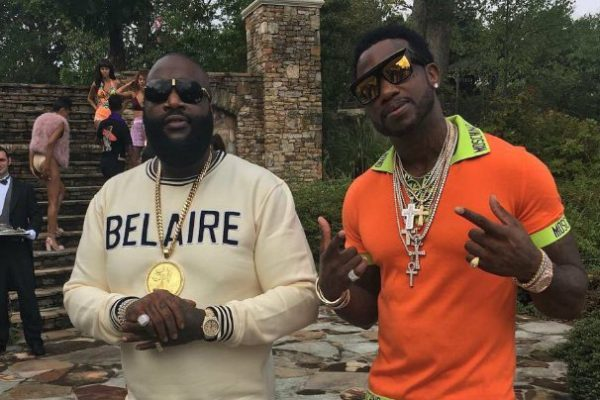 "8d9b1d9d6 Rick Ross Feat. Gucci Mane – ""She On My Dick"" [Audio] -"
