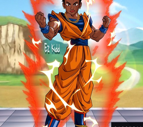 "Crazy Flow Makes Ezkidd ""Charged Up Like Goku"""
