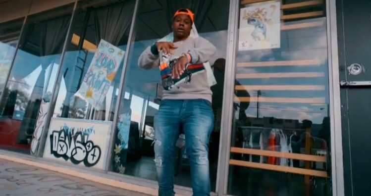 """Mississippi artist Lil Lonnie (@_LilLonnie_) drops another dope visual with """"Popular"""""""