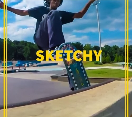 """This Is A """"Sketchy"""" Flow From Taj the Outlaw [Prod. Corey Vintage]"""