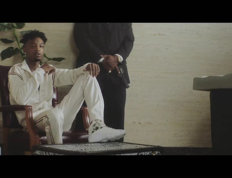 21 Savage – Bank Account (Official Music Video)