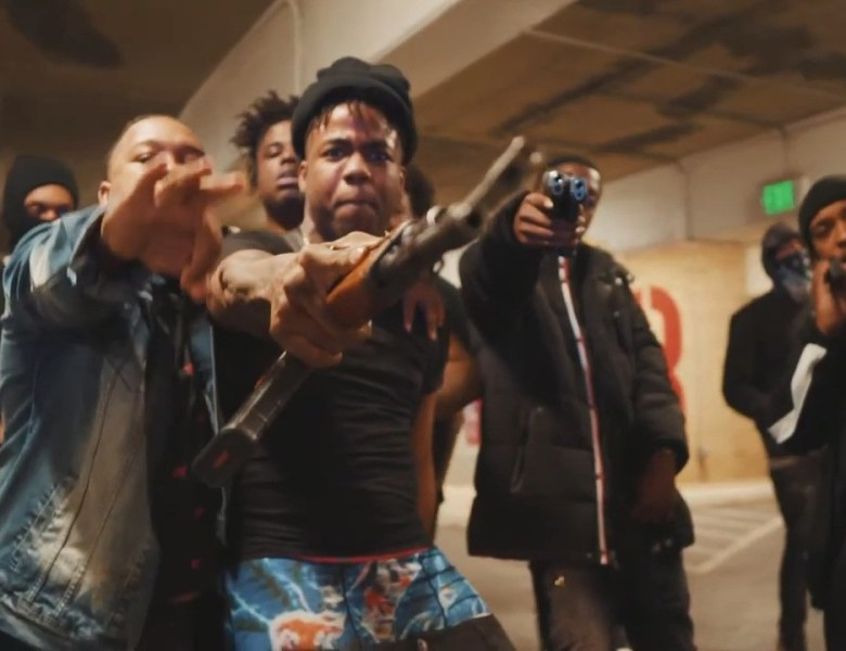 """Turnt LilThadd – """"Pop It Off"""" (Official Music Video) Prod. By BeatMonster YD"""