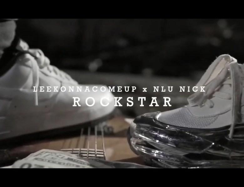 NLU YoungNickk – RockStar LifeStyle ft Leekonnacomeup (Official Video)