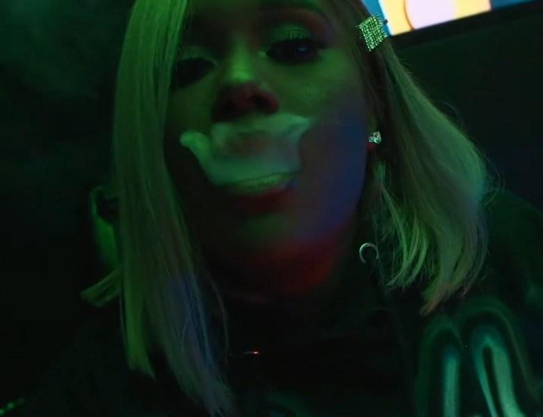 """JJ Morgan Displays Her Pretty Drill Sound In """"Meet N Greet"""" Video"""