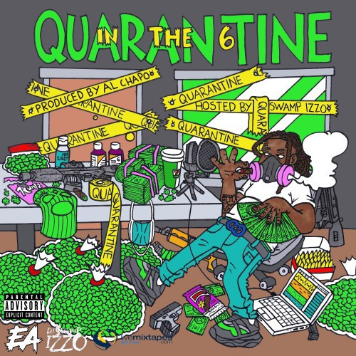 ManMan Savage Is Staying Safe With 'Quarantine In The 6'