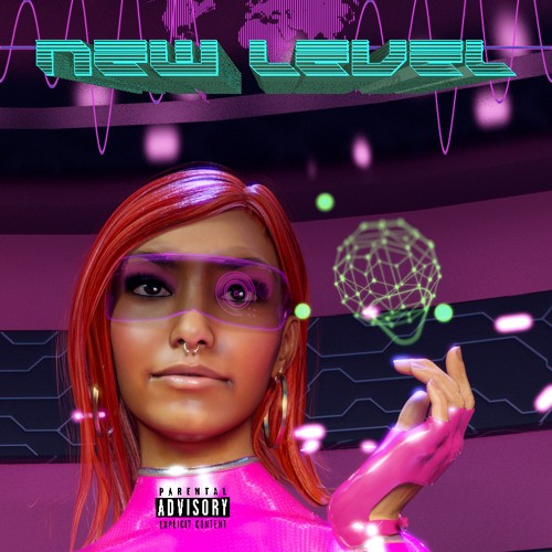 "Litty Vuitton Crashes Out On ""New Level"""