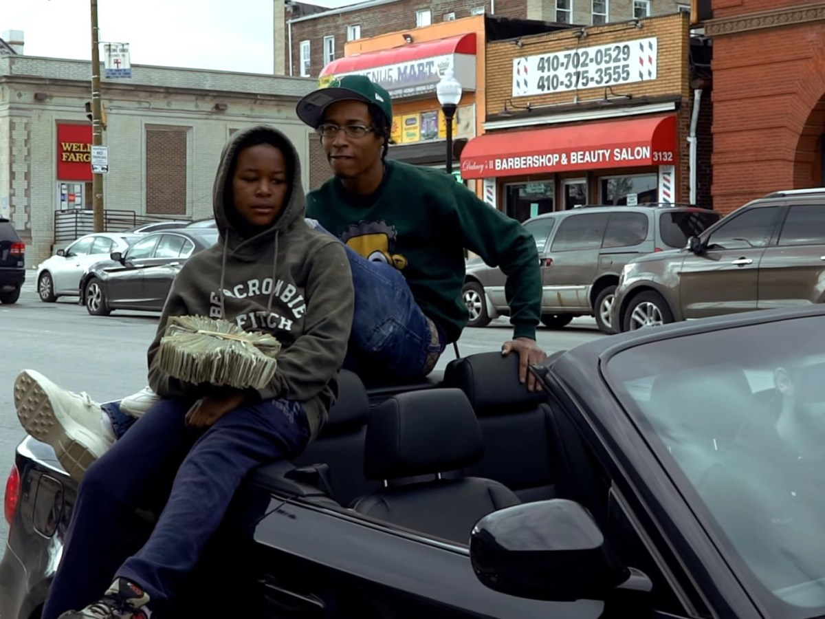 """OTR CHAZ Pulls Up On The Block In """"STEAL DA WAVE"""""""