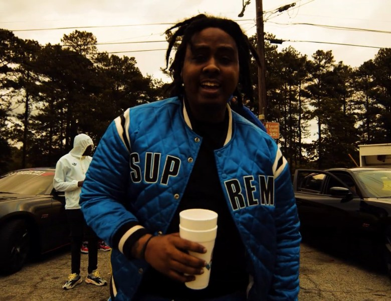 "ItsBallyBaby Becomes Tunnel Vision In ""Kentucky Blue"" Video Featuring Whew"