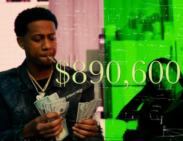 "Money Mu Taps Into His Sixth Sense In ""I FEEL IT"" Visual"