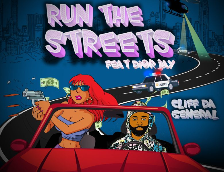 "Cliff Da General releases Tupac inspired single ""Run The Streets"""