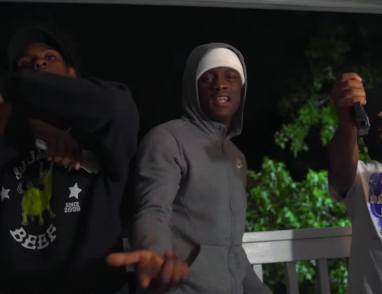 """Lil Crank Teams Up With Jico 337 For """"Time Fly"""" Video"""