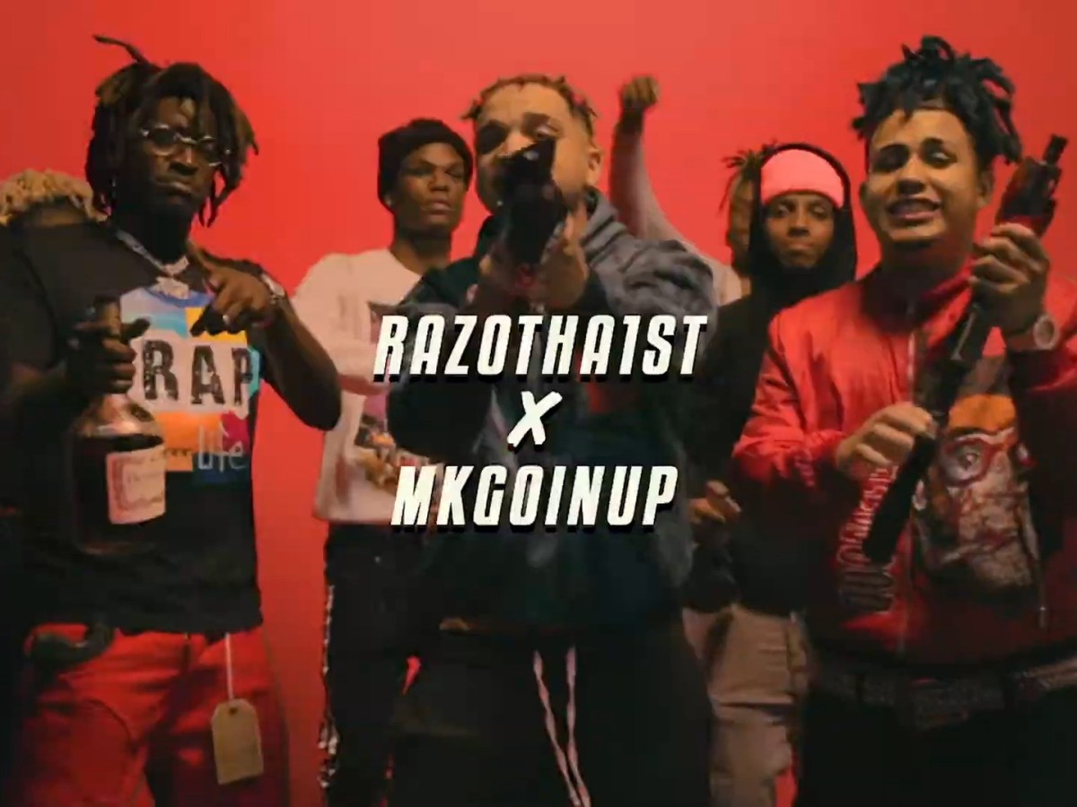 """Mkgoinup & Razotha1st Put The Nawfside of Atlanta On Their Back In """"Bussin Bussin Bussin"""""""