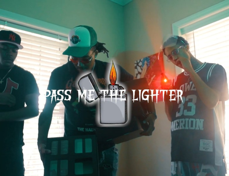 "Atl Smook Drops ""Pass Me A Lighter"""