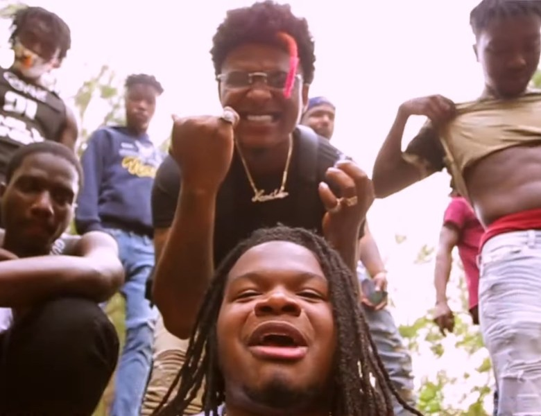 """OnlyOneFelipe Links With T Hood For """"Quickie"""" Video"""