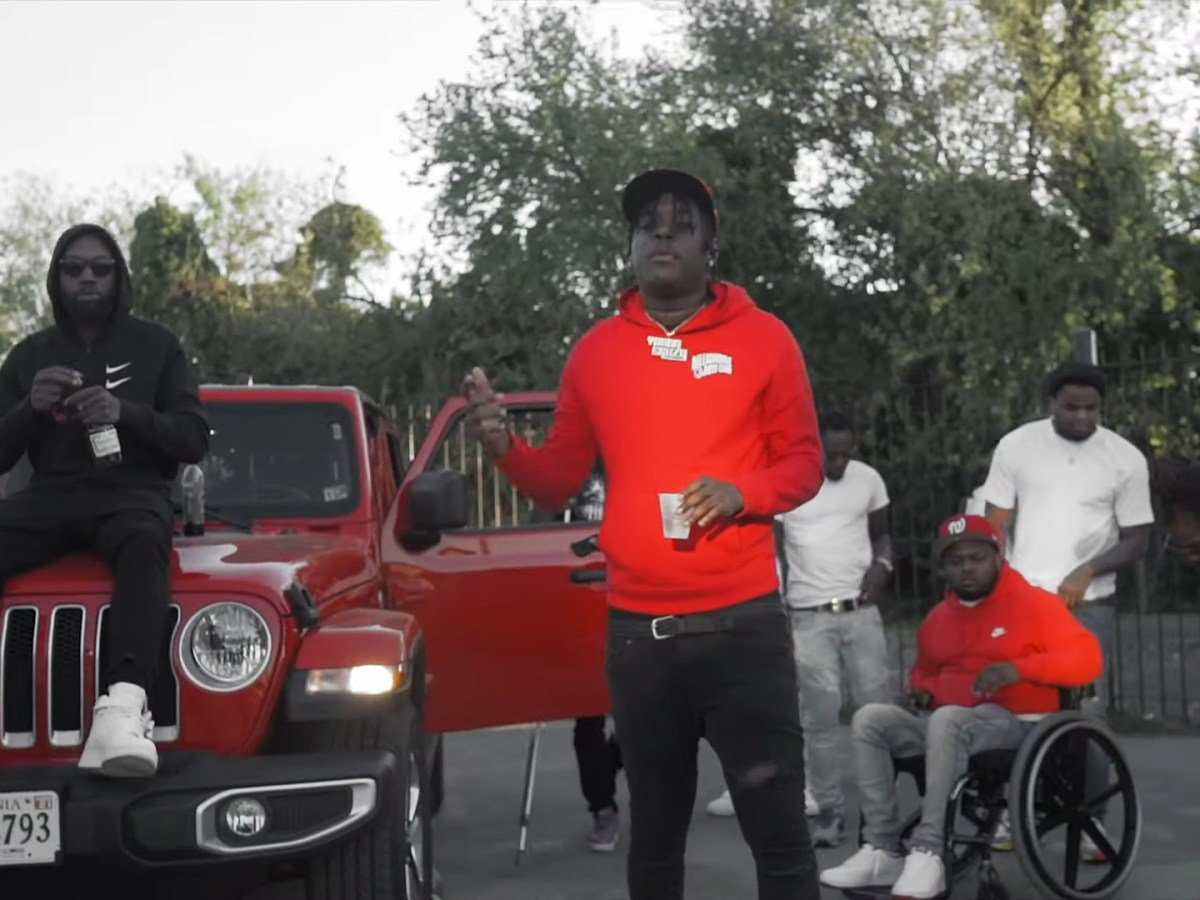 """Young Crazy Takes It Back To The Trenches In """"Cash Involved"""""""