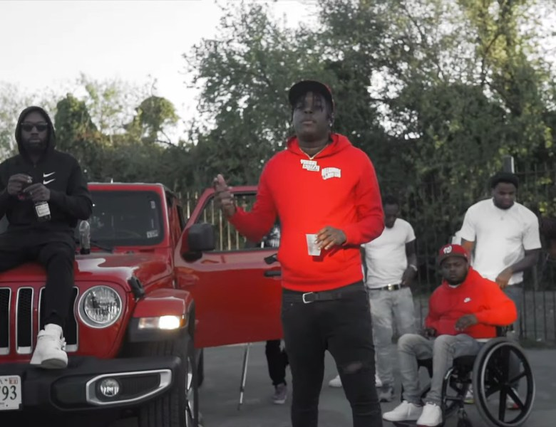 "Young Crazy Takes It Back To The Trenches In ""Cash Involved"""
