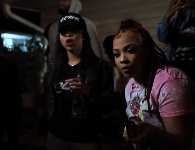 """MURDA MONROE Shows No Signs Of Cappin In """"IYKYK"""" Video"""