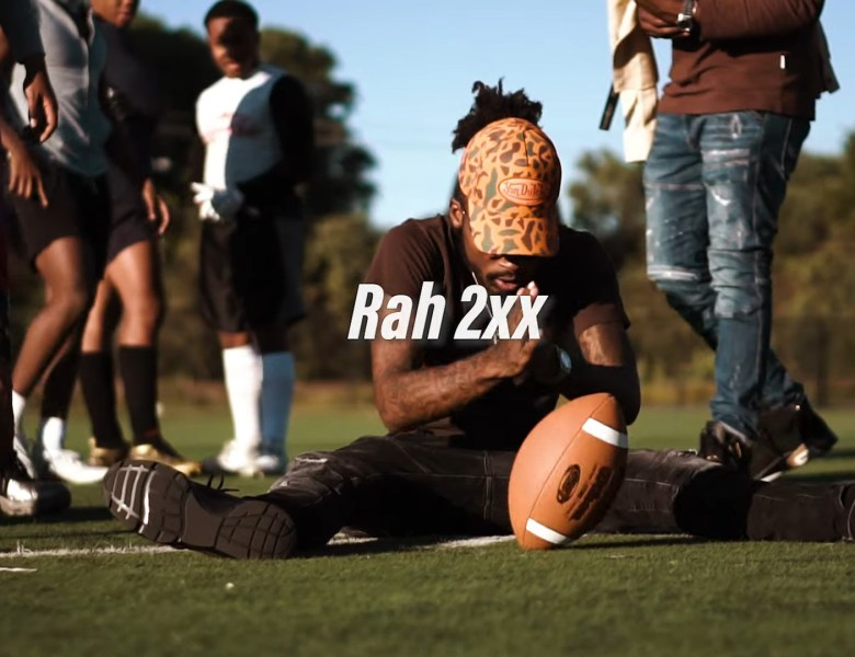 "Rah 2xx Takes It To The Field In ""Grid Iron Gang"""