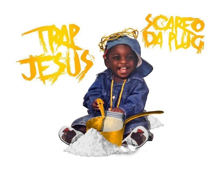 "Scarfo Da Plug Rises From The Ashes In ""Trap Jesus"""