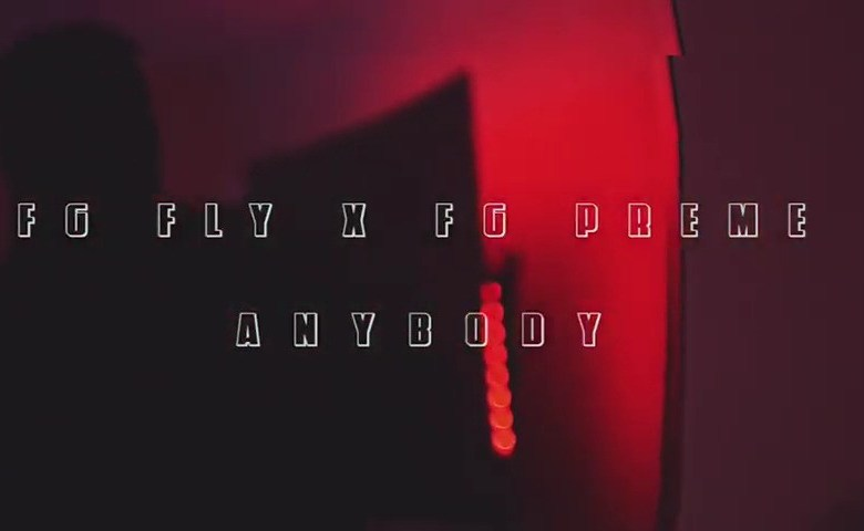 """FG Fly Gets Gritty In """"AnyBody"""" ft FG Preme"""