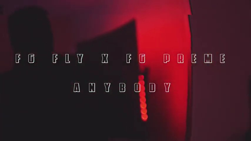 "FG Fly Gets Gritty In ""AnyBody"" ft FG Preme"