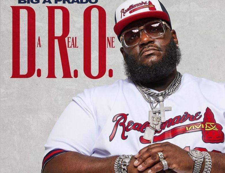 """Big A Prado Returns With His New EP """"D.R.O."""" Da Real One"""