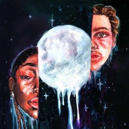 "Connor Caine & megan. Drop ""Luna"" EP"