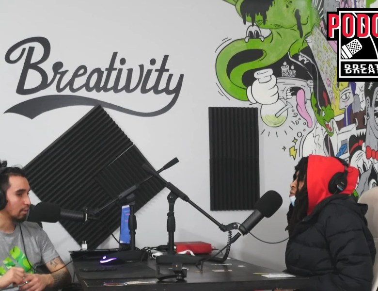 Eddie Gianni Sits Down With Breativity
