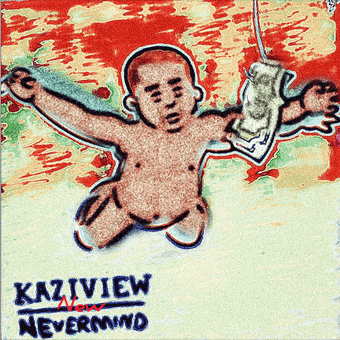 "Kaziview Floats On His Latest Project ""New Nevermind"""