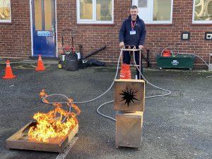 Precision's Live Fire Training