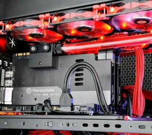 Thermaltake ASUS STRIX water block