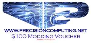 Precision Computing's May Giveaway!