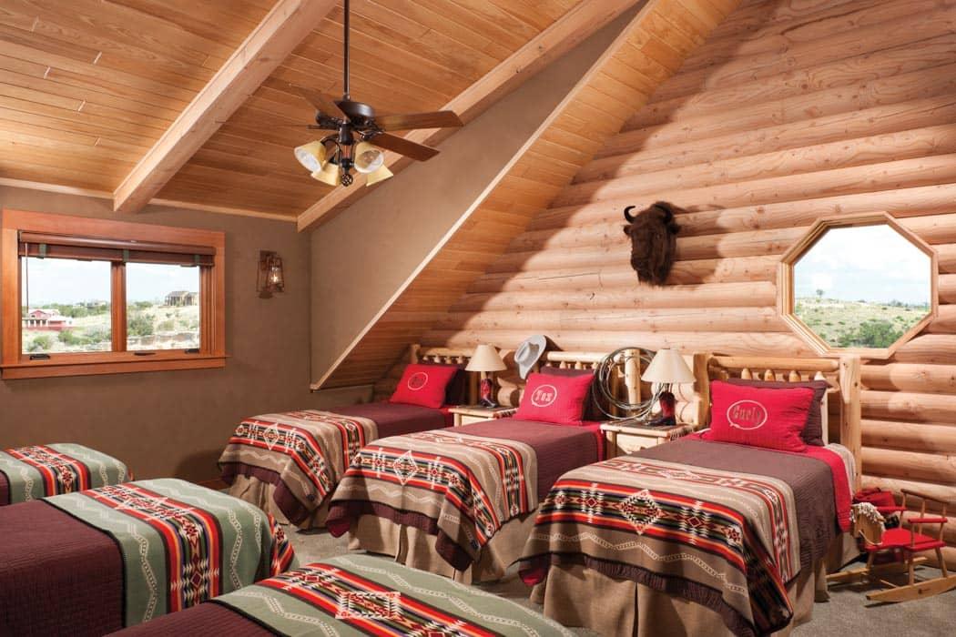 Possum Kingdom Texas Timber Home By Precisioncraft