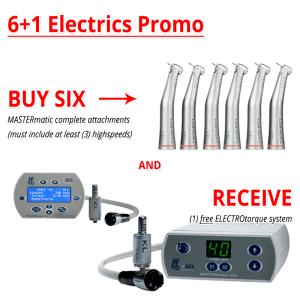 6+1 Electrics Promotion