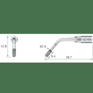 NSK VarioSurg Piezo Surgical Implant Tip SG16A