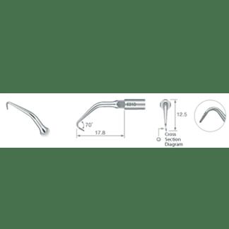 NSK Varios Ultrasonic Scaler Endo Tip E31D